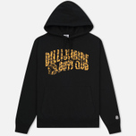 Мужская толстовка Billionaire Boys Club Leopard Arch Logo Popover Hood Black фото- 0