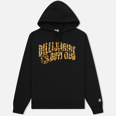 Мужская толстовка Billionaire Boys Club Leopard Arch Logo Popover Hood Black