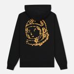 Мужская толстовка Billionaire Boys Club Leopard Arch Logo Popover Hood Black фото- 6