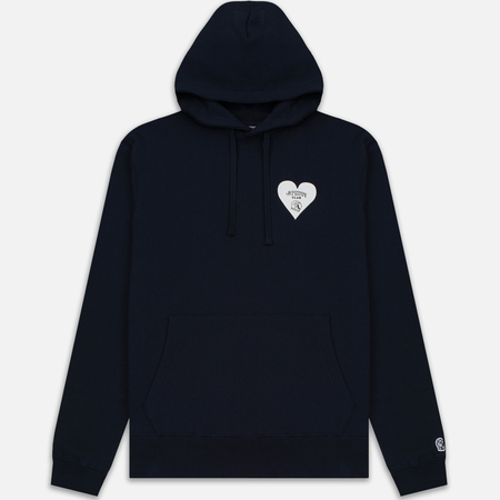 Мужская толстовка Billionaire Boys Club Nose Art Pop Over Hoody Navy