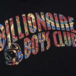 Мужская толстовка Billionaire Boys Club Paisley Contrast Hoodie Black фото- 2