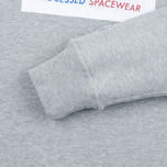 Мужская толстовка Billionaire Boys Club Processed Reversible Crewneck Grey Heather фото- 3