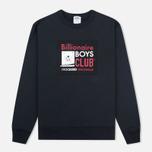 Billionaire Boys Club Processed Reversible Crewneck Men's Sweatshirt Black photo- 0