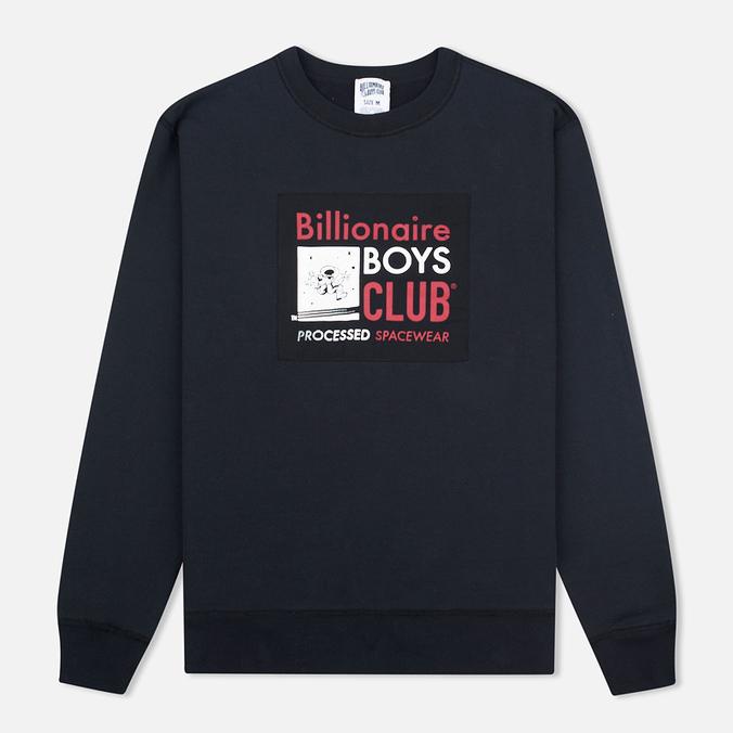 Мужская толстовка Billionaire Boys Club Processed Reversible Crewneck Black
