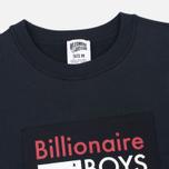 Мужская толстовка Billionaire Boys Club Processed Reversible Crewneck Black фото- 1