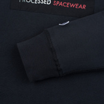 Billionaire Boys Club Processed Reversible Crewneck Men's Sweatshirt Black photo- 3