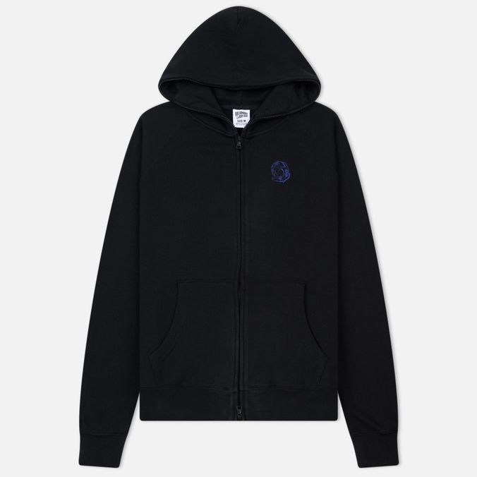 Мужская толстовка Billionaire Boys Club Rib Knit Full-Zip Hoodie Black