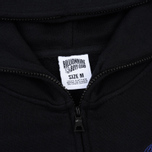 Мужская толстовка Billionaire Boys Club Rib Knit Full-Zip Hoodie Black фото- 1
