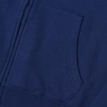 Мужская толстовка Billionaire Boys Club Rib Knit Full-Zip Hoodie Blue фото- 4