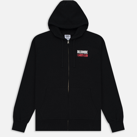 Мужская толстовка Billionaire Boys Club Satellite Flight Zip-Through Hoody Black