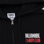 Мужская толстовка Billionaire Boys Club Satellite Flight Zip-Through Hoody Black фото- 1