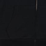 Мужская толстовка Billionaire Boys Club Satellite Flight Zip-Through Hoody Black фото- 4