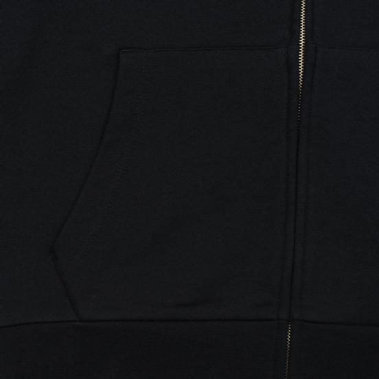 Мужская толстовка Billionaire Boys Club Satellite Flight Zip-Through Hoody Black