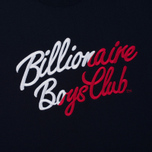 Мужская толстовка Billionaire Boys Club Script Embroidered Crew Neck Navy фото- 2