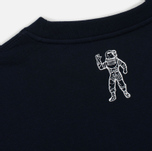 Мужская толстовка Billionaire Boys Club Script Embroidered Crew Neck Navy фото- 4