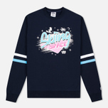 Мужская толстовка Billionaire Boys Club Skiing In Space Crew Neck Navy фото- 0