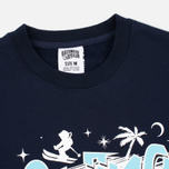 Мужская толстовка Billionaire Boys Club Skiing In Space Crew Neck Navy фото- 1