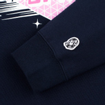 Мужская толстовка Billionaire Boys Club Skiing In Space Crew Neck Navy фото- 3