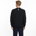 Мужская толстовка Billionaire Boys Club Small Arch Logo Crew Neck Black фото- 6
