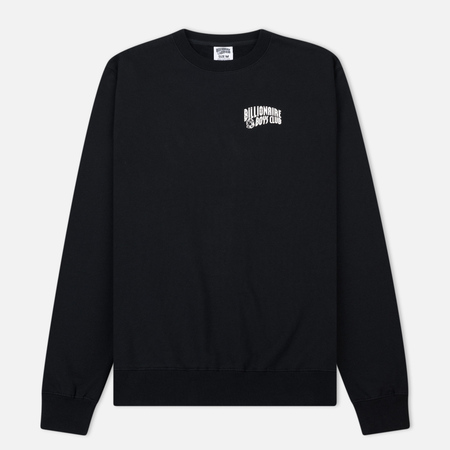 Мужская толстовка Billionaire Boys Club Small Arch Logo Crew Neck Black