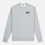 Мужская толстовка Billionaire Boys Club Small Arch Logo Crew Neck Heather Grey фото- 0