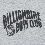 Мужская толстовка Billionaire Boys Club Small Arch Logo Crew Neck Heather Grey фото- 2