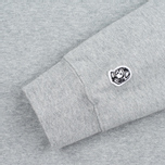 Мужская толстовка Billionaire Boys Club Small Arch Logo Crew Neck Heather Grey фото- 3