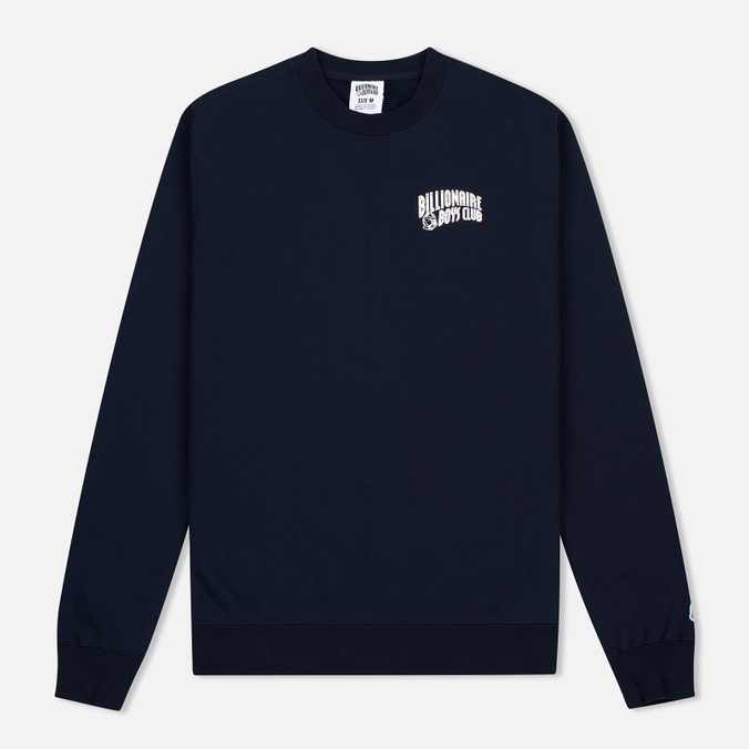 Мужская толстовка Billionaire Boys Club Small Arch Logo Crew Neck Navy