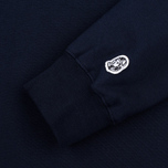 Мужская толстовка Billionaire Boys Club Small Arch Logo Crew Neck Navy фото- 3