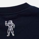 Billionaire Boys Club Small Arch Logo Crew Neck Men's sweatshirt Navy photo- 4
