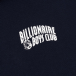 Мужская толстовка Billionaire Boys Club Small Arch Logo Hooded Navy фото- 2