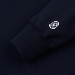 Мужская толстовка Billionaire Boys Club Small Arch Logo Hooded Navy фото- 3