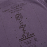 Мужская толстовка Billionaire Boys Club Space Beach Hotel Overdye Purple фото- 5