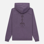 Мужская толстовка Billionaire Boys Club Space Beach Hotel Overdye Purple фото- 6