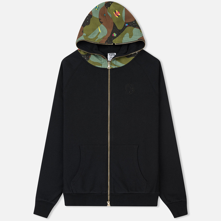 Мужская толстовка Billionaire Boys Club Space Camothermal Hood Black