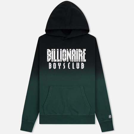 Мужская толстовка Billionaire Boys Club Straight Logo Popover Hoodie Green