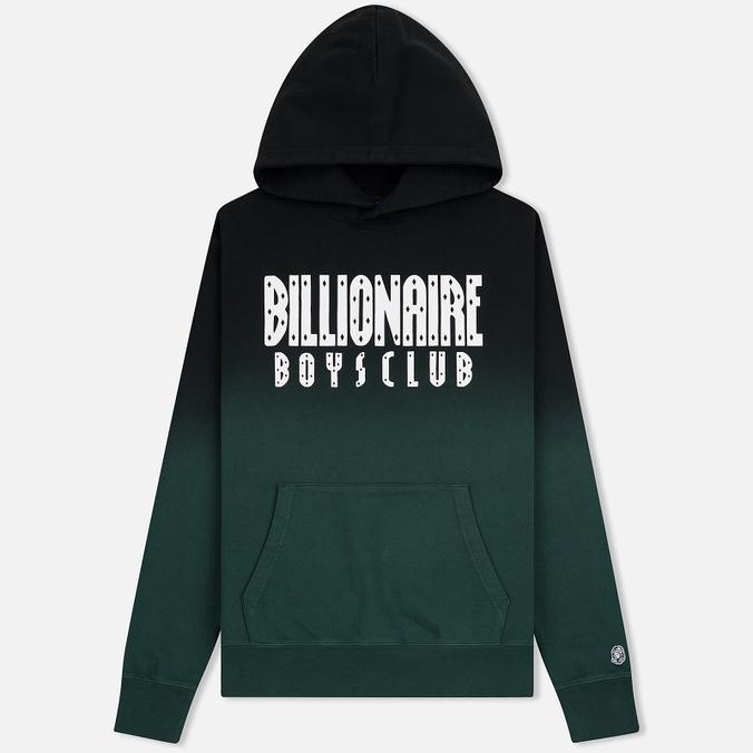 Мужская толстовка Billionaire Boys Club Straight Logo Popover Hoodie Green