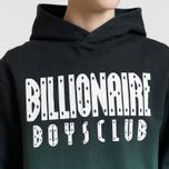Мужская толстовка Billionaire Boys Club Straight Logo Popover Hoodie Green фото- 5
