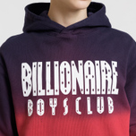Мужская толстовка Billionaire Boys Club Straight Logo Popover Hoodie Red фото- 5