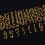 Мужская толстовка Billionaire Boys Club Straight Logo Reversible Crewneck Black фото- 2
