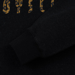 Мужская толстовка Billionaire Boys Club Straight Logo Reversible Crewneck Black фото- 3