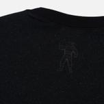 Мужская толстовка Billionaire Boys Club Straight Logo Reversible Crewneck Black фото- 4