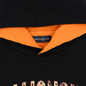 Мужская толстовка Billionaire Boys Club Tree Camo Arch Logo Popover Hoodie Black фото - 1