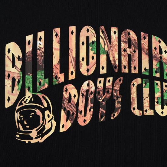 Мужская толстовка Billionaire Boys Club Tree Camo Arch Logo Popover Hoodie Black