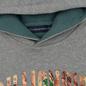 Мужская толстовка Billionaire Boys Club Tree Camo Arch Logo Popover Hoodie Heather Grey фото - 1