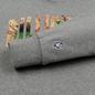 Мужская толстовка Billionaire Boys Club Tree Camo Arch Logo Popover Hoodie Heather Grey фото - 3