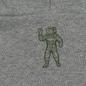 Мужская толстовка Billionaire Boys Club Tree Camo Arch Logo Popover Hoodie Heather Grey фото - 5