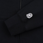 Мужская толстовка Billionaire Boys Club Vegas Zip-Through Hoody Black фото- 2