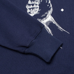 Мужская толстовка Bleu De Paname Freres D'Armes Marine фото- 3