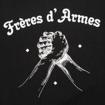 Мужская толстовка Bleu De Paname Freres D'Armes Noir фото- 2